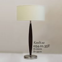 Настольная лампа деревянная 054.01T Кандела