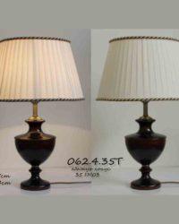 Настольная лампа из дерева 062.04Т Князь