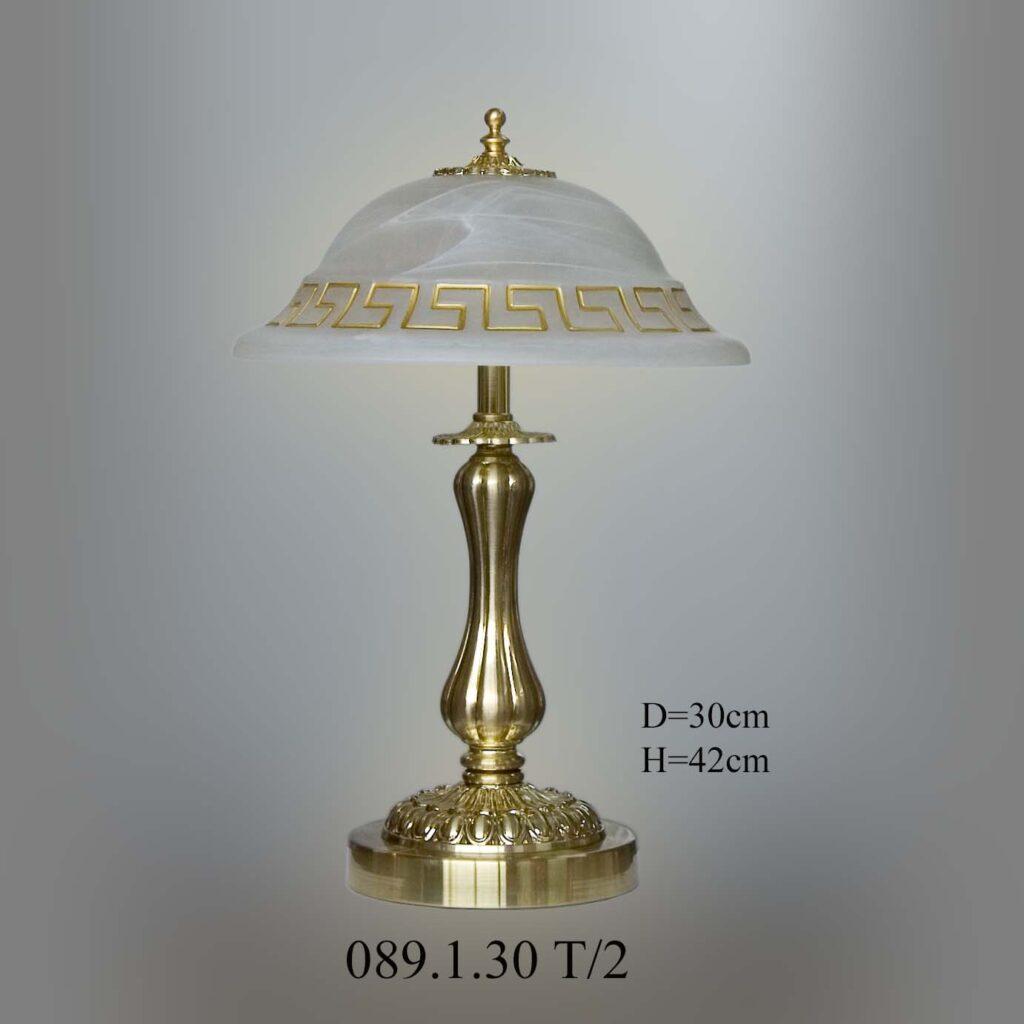 Настольная лампа для кабинета 089.1.30Т