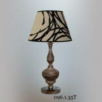 Настольная лампа дизайнерская 096.01 T