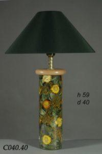 Настольная лампа - Наполнение С040.40
