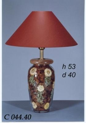 Настольная лампа - Наполнение С044.40