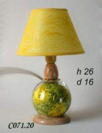 Настольная лампа - Наполнение С071.20