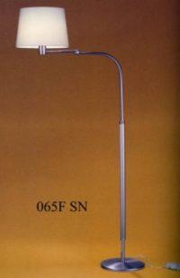 Поворотный металлический торшер 065.03F