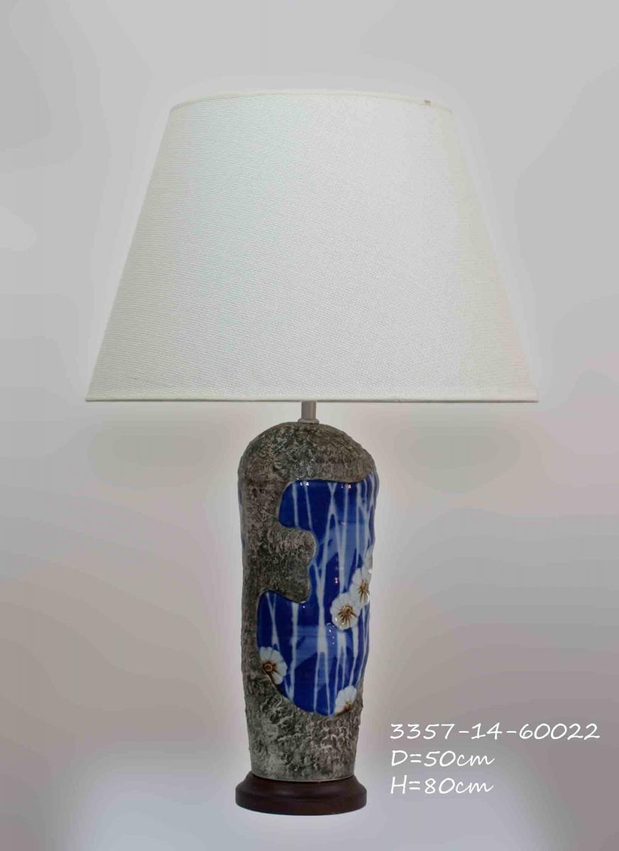 Настольная лампа - Керамика 3357-14-60022