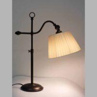 Настольная лампа для стола с абажуром из ткани 180.01Т