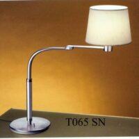 Настольная лампа для офиса 065T SN поворотная