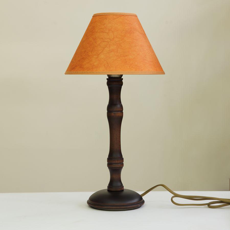Настольная лампа из дерева 233-01Т