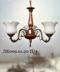 Люстра ЛК009.01.20П/3
