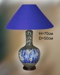 Настольная лампа - Керамика 3338-18-60022T