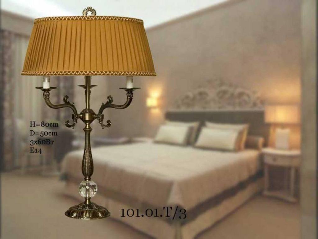 Настольная лампа - Классика 101.01 Т3