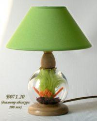Настольная лампа - Букет Б071.20