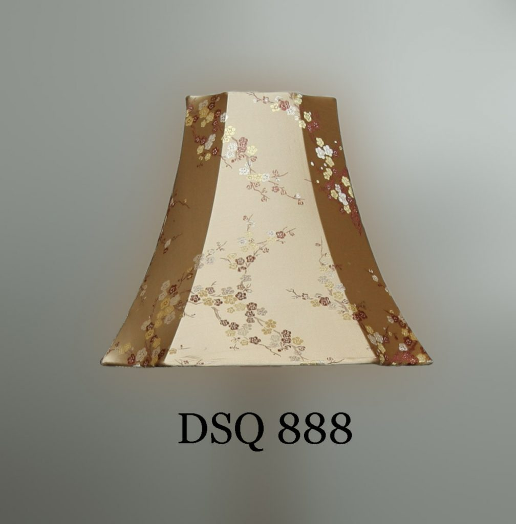 Абажур тканевый для настольной лампы DSQ 888