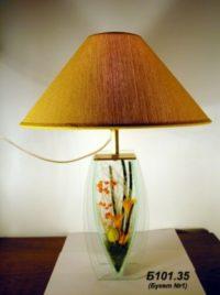 Настольная лампа - Букет Б101.35