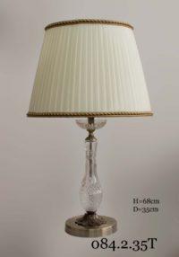Настольная лампа - Классика 084.2.35Т