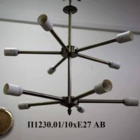 Подвес П1230.01/10 Для больших абажуров