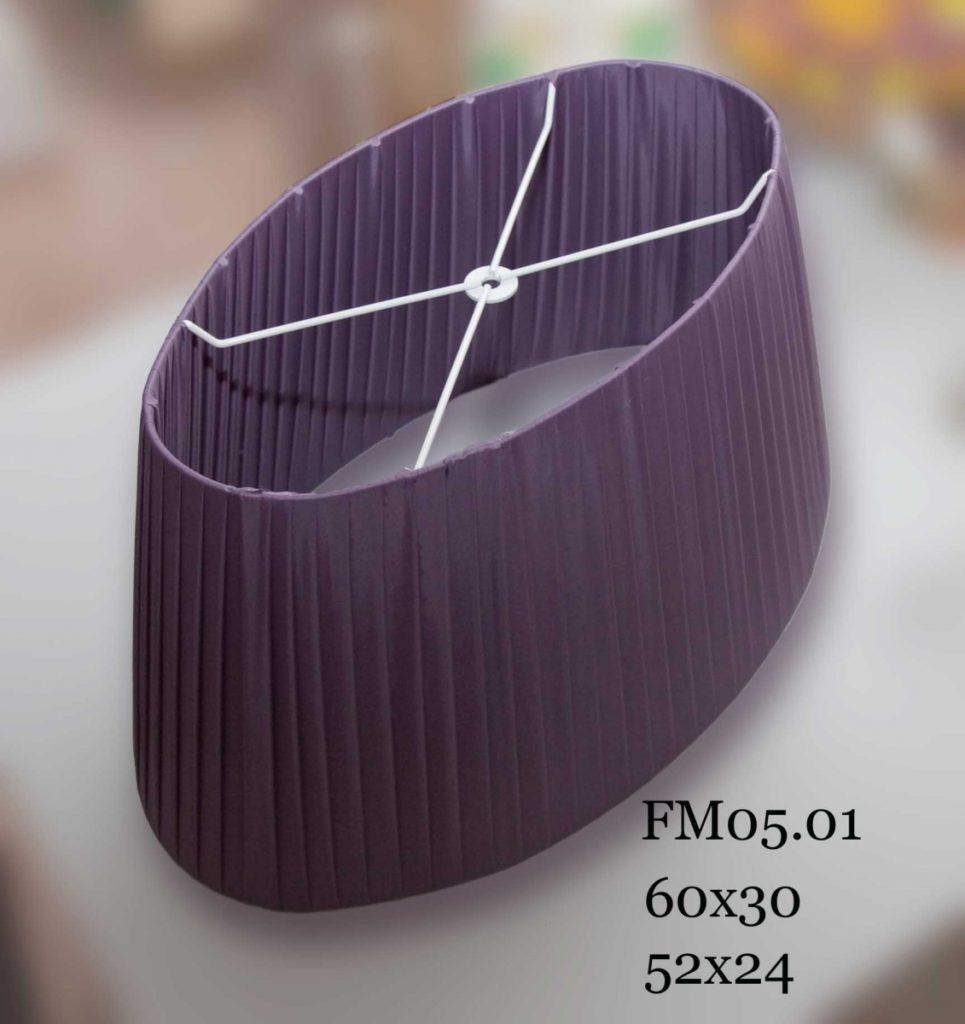 Абажур FM05.01 овал