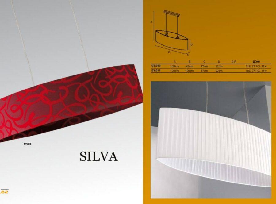 Абажур SILVA