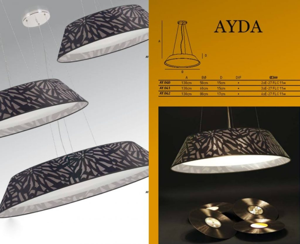 Абажур AYDA