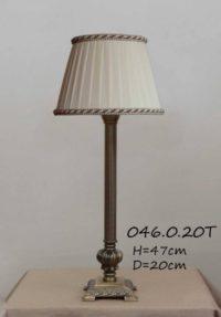 Настольная лампа - Классика 046.00.20Т