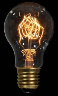 Лампочка Эдисона. 08065