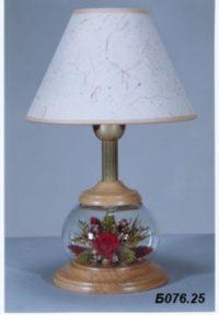 Настольная лампа - Букет Б076.25