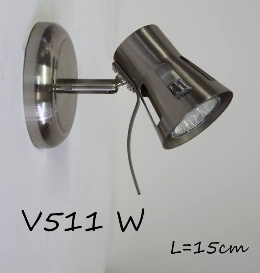 Бра спот GU10 V511 W