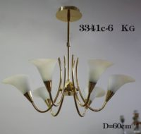 Люстра 3341C-6
