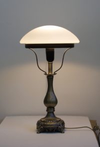 Настольная лампа - Классика 047.01 кабинетная