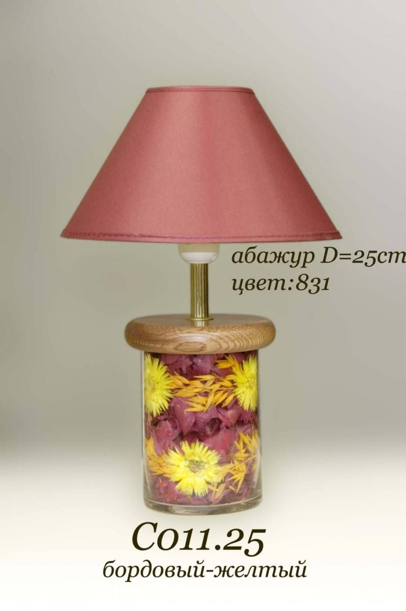 Настольная лампа - Наполнение C011.25