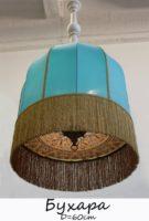 Настольная лампа - Керамика 103Т FM01 бордо