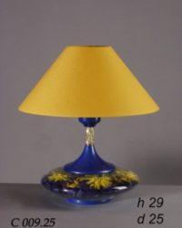 Настольная лампа - Наполнение С009.25
