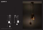 Подвесной светильник П011 Hooked Бастер