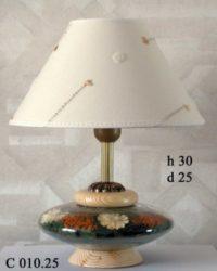Настольная лампа - Наполнение С010.25
