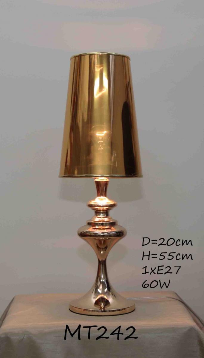 Настольная лампа для спальни дизайнерская МТ242