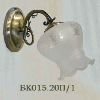 Бра настенное классическое БК 015.20П/01 антик