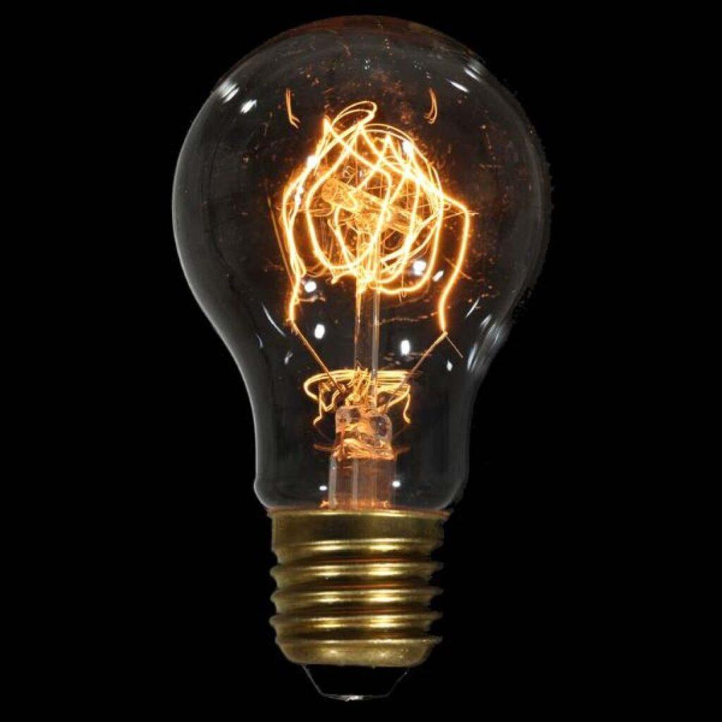 Лампочка Эдисона винтажная 08065