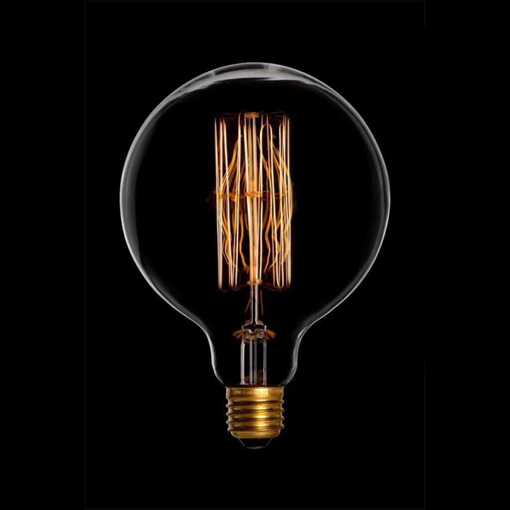 Лампочка Эдисона винтажная 08083