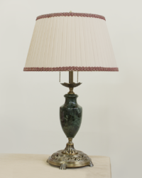 Лампы из камня и керамики