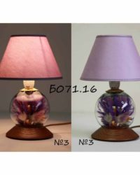 Настольная лампа - Букет Б071.16
