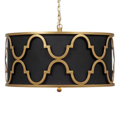 Настольная лампа четырехлиcтник QUATREFOIL LAMP  191.01T