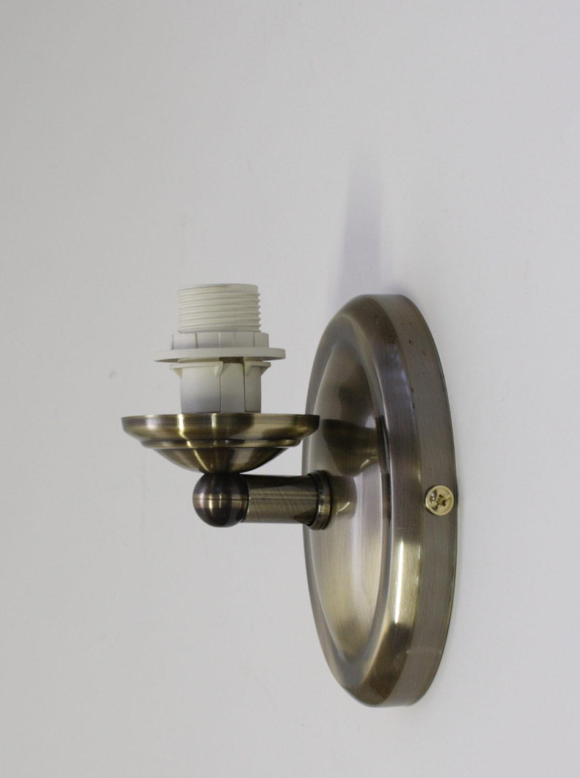 Абажур половинка прямоугольная FM06 с радиусом