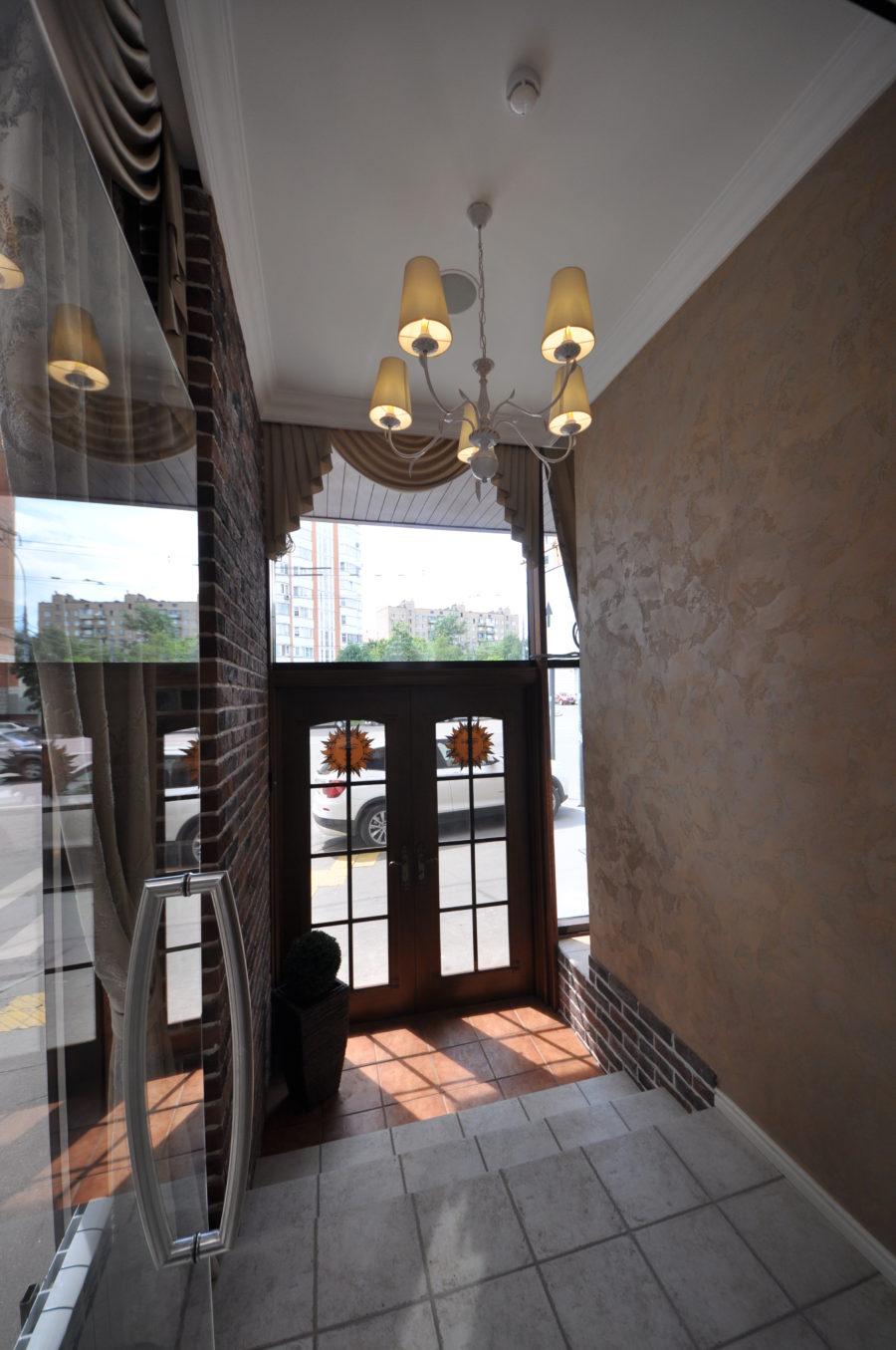 Изготовление светильников для ресторана Sabor de la vida