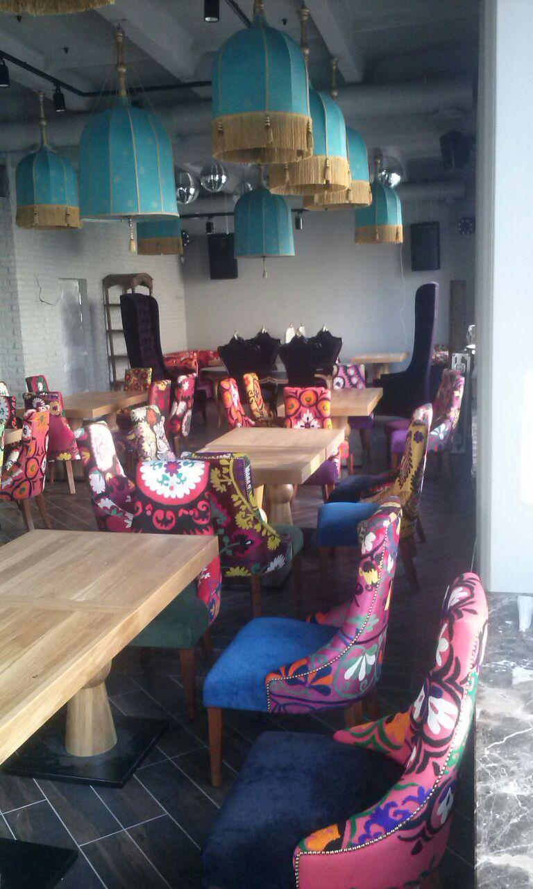 Изготовление абажуров в ресторан в г.Сыктывкар
