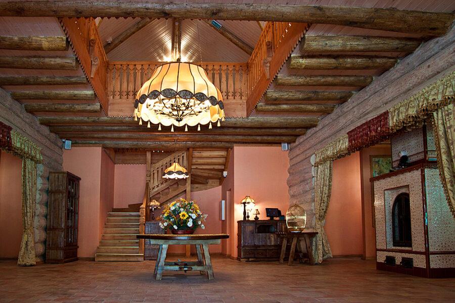 Изготовление светильников в Купцовские бани