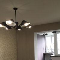 Изготовление люстры в частный дом