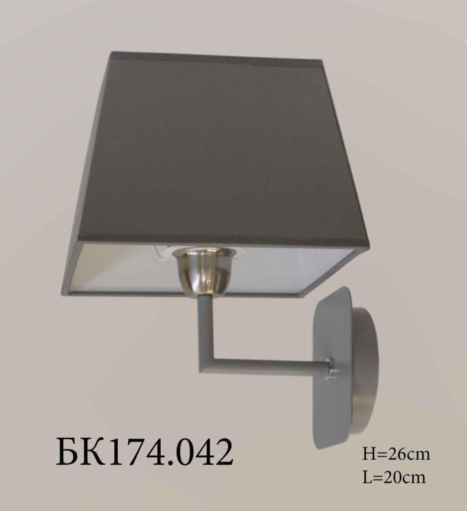 Настенный светильник BK174-042 отель