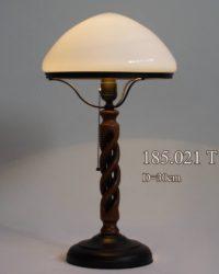 Настольная лампа для кабинета с плафоном 185.021Т
