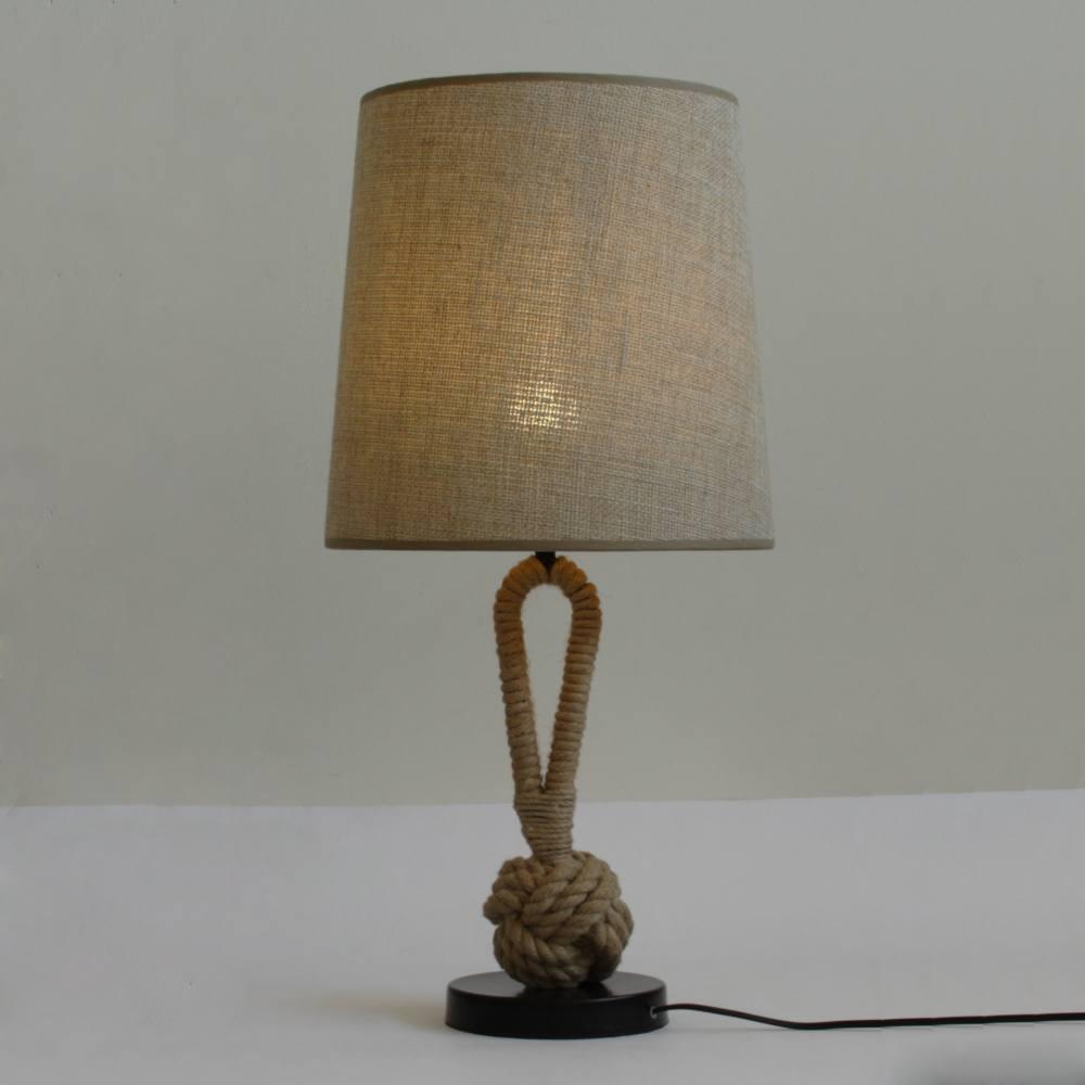 Настольная лампа в морском стиле 204.01Т Обезьяний кулак.