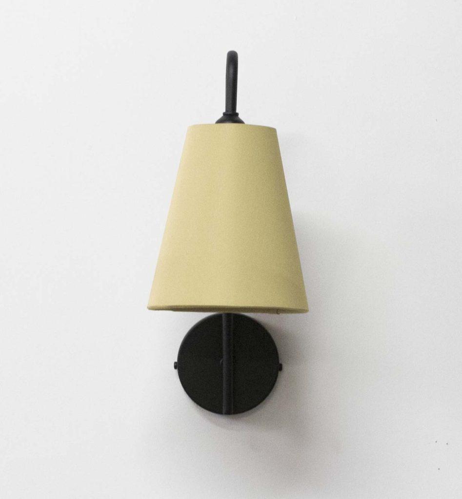 """Настенный светильник с абажуром БК127.01 """"Альфа"""""""